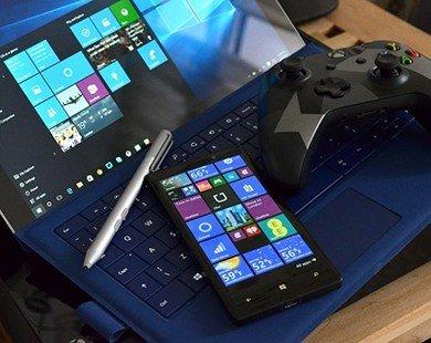 Điện thoại Lumia và Surface Pro 4 ra mắt tháng 10