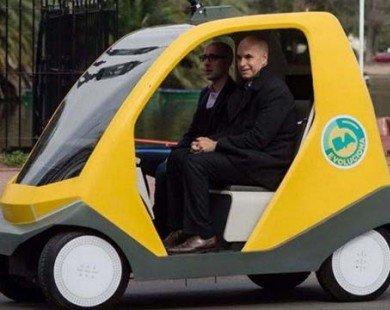 """Argentina trình làng ôtô """"thông minh"""" điện không người lái"""