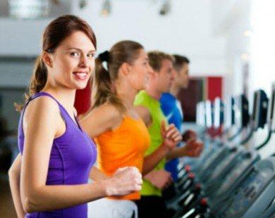 Sai lầm khi tập gym khiến bạn không thể giảm cân được