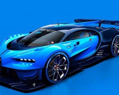 Bugatti sắp ra mắt concept Vision Gran Turismo cực