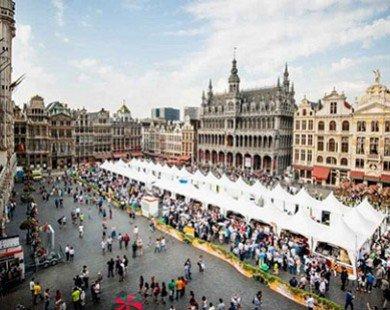 Lễ hội bia Bỉ tổ chức ở Việt Nam