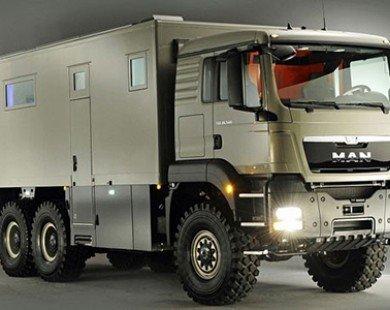 """Action Mobil Global XRS 7200 - """"Nhà di động"""" trị giá hơn 20 tỷ Đồng"""