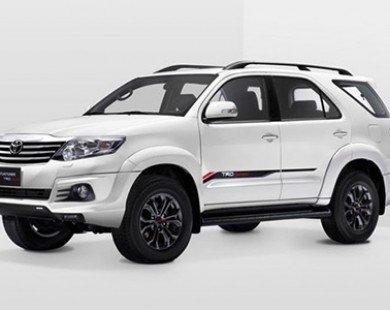 Toyota Việt Nam giới thiệu Fortuner thể thao hơn, giá từ 1,082 tỷ Đồng