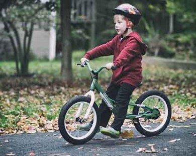 Bí quyết chọn xe đạp đúng cách cho trẻ em