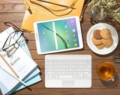 Galaxy Tab S2: Giải pháp văn phòng đa nhiệm