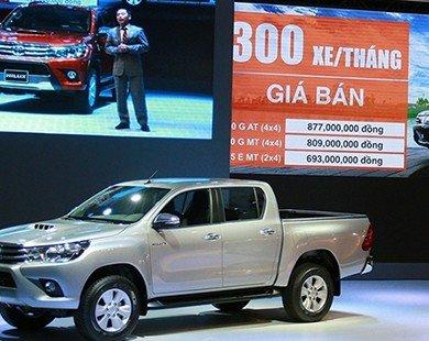 Giá ôtô Việt Nam có rẻ hơn sau TPP?