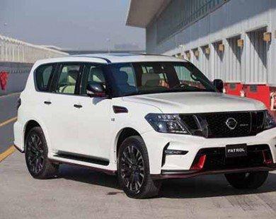 Chiếc SUV Nissan Patrol ra mắt phiên bản đặc biệt