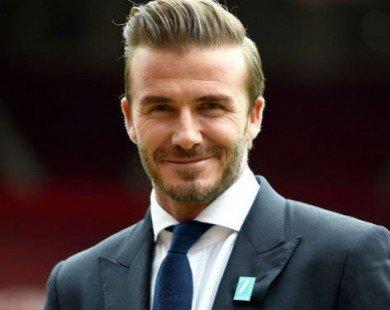 Beckham thi đấu 7 trận tại 7 lục địa trong 7 ngày
