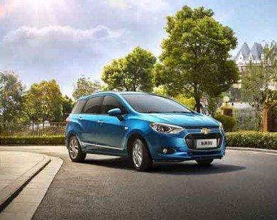 Lộ ảnh Chevrolet Lova phiên bản mới tại Trung Quốc