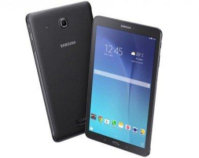 Samsung ra mắt máy tính bảng Galaxy Tab E, 9,6 inch, gần 6 triệu đồng