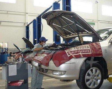 Khoảng 30.000 khách hàng được nhận ưu đãi của Toyota Việt Nam