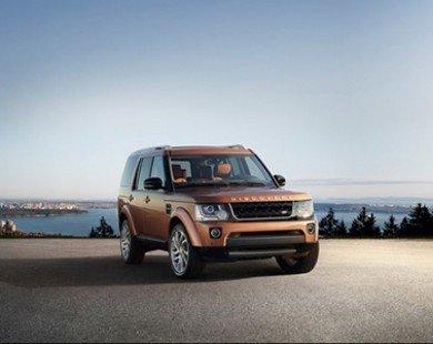 SUV hạng sang Land Rover Discovery có 2 phiên bản đặc biệt mới