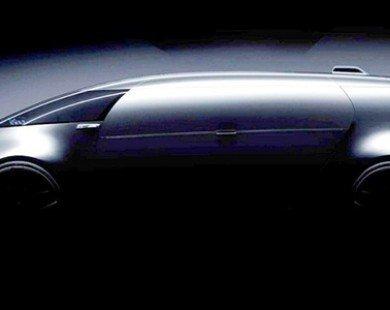 Mercedes-Benz Vision Toyko – Xe minivan tự vận hành đến từ tương lai