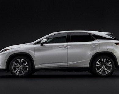 Lexus RX hoàn toàn mới chính thức được bán tại Nhật Bản