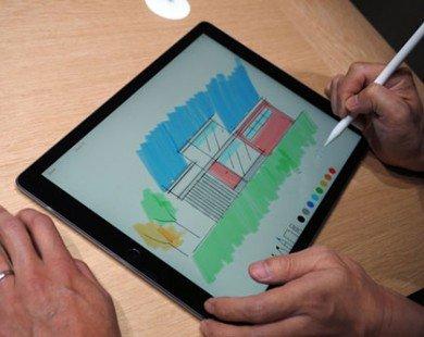 Apple đưa iPad Pro lên kệ vào 11/11