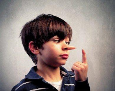10 dấu hiệu 'tố cáo' con bạn đang nói dối