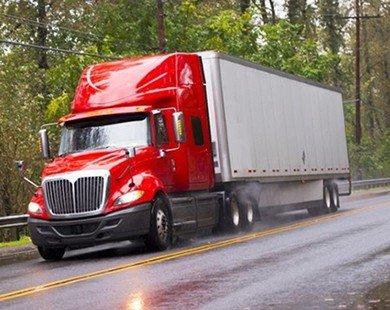 Vì sao xe tải có 18 bánh ?