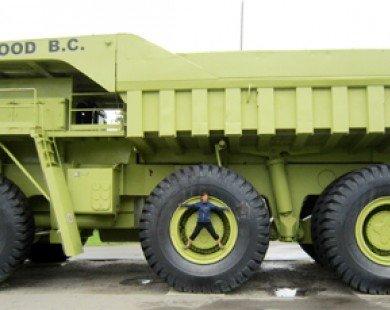 Terex 33-19 'Titan' - xe tải lớn nhất thế giới suốt 25 năm