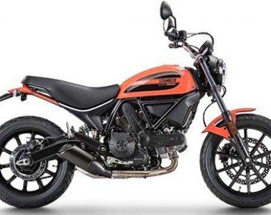 Mô tô giá rẻ Ducati Scrambler Sixty2 trình làng