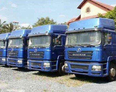 Tăng thuế nhập khẩu ô tô tải từ tháng 12/2015