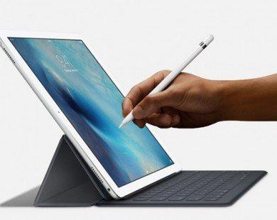 Apple xác nhận lỗi kì lạ của iPad Pro