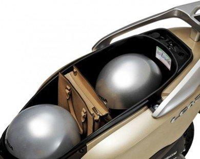 Những mẫu xe ga cốp rộng tiện ích cho phụ nữ