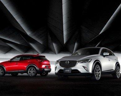 Giá xe ôtô Mazda CX-3 sắp về Việt Nam?