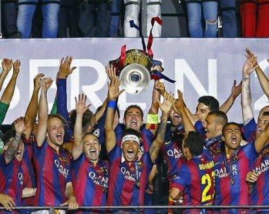 Barca có thể mất Messi, Neymar vì thiếu tiền