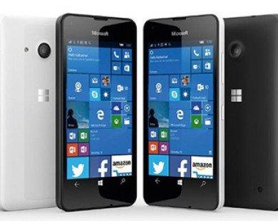 Lumia 550 lên kệ tại một số thị trường, giá 139 USD