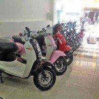 Từ 6/12, thực hiện đăng ký cho xe máy điện, xe đạp điện tại Hà Nội
