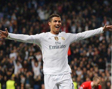 Ronaldo: 'Tôi sẽ ghi 600 đến 700 bàn thắng cho Real'