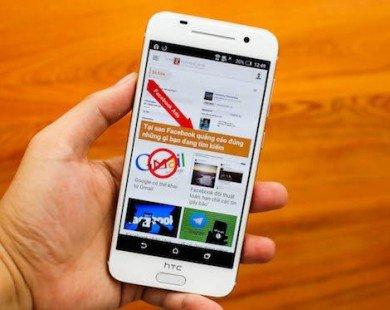 Trải nghiệm One A9 – smartphone với nhiều đột phá của HTC