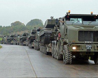 Đầu kéo chở xe tăng mạnh nhất thế giới là loại nào?