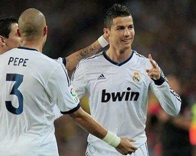 Ronaldo khởi đầu La Liga tệ nhất sự nghiệp