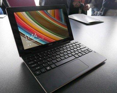 6 điểm nổi bật của máy tính bảng lai Acer Switch 10 SW3