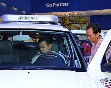 Ô tô Thái đánh bật xe Trung Quốc