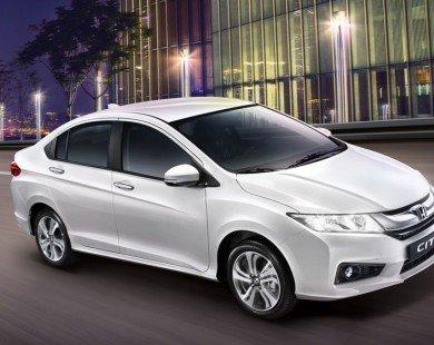 Giá xe ô tô Honda City 2016