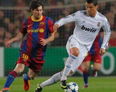 Cuộc đua Messi - Ronaldo: Nóng bỏng đêm giao thừa