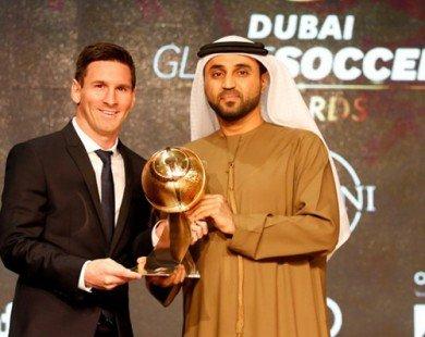 'Messi - một trong ba cầu thủ thay đổi lịch sử Barca'