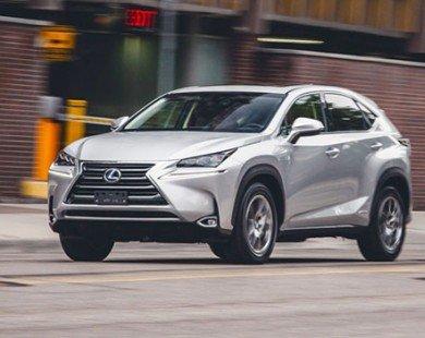 10 mẫu xe SUV tiết kiệm nhiên liệu nhất trên thị trường