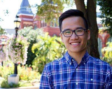 Một năm tỏa sáng của du học sinh Việt