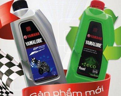 Cách phân biệt dầu nhớt chính hãng Yamaha