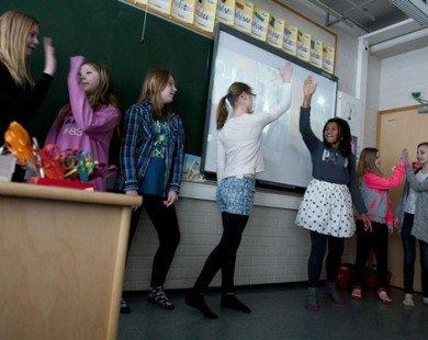 Phần Lan cải cách giáo dục, dạy học theo chủ đề