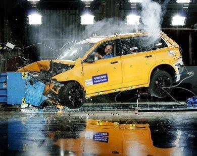 Volvo XC90 thế hệ mới, có thực sự an toàn?