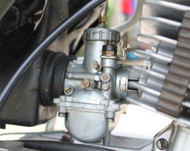 Cách xử lý xe máy khó khởi động do trời lạnh