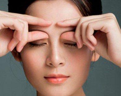 Vị trí massage sẽ giúp bạn trẻ lâu hơn