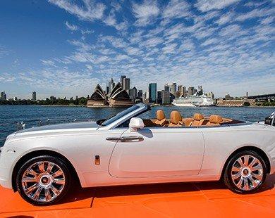 Rolls-Royce Motor công bố phát triển công nghệ mới cho tương lai