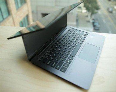 Vaio trình làng bộ ba laptop cao cấp pin trên 10 tiếng