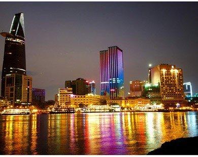TP.HCM lọt Top 40 thành phố hút khách nhất thế giới