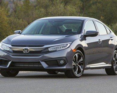 Honda Civic 2016 tại Đông Nam Á sẽ dùng động cơ tăng áp như xe Mỹ